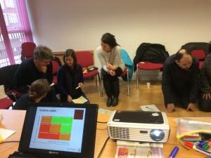 communications strategy - portfolio sort - getting started