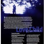 Love Child factsheet written by Red Pencil